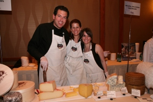 Wine and Cheese seminar