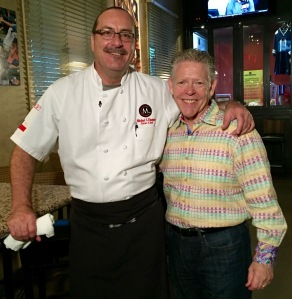 Chef Michael Thomson and Jim White