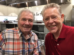 Jacques Pépin and Jim White