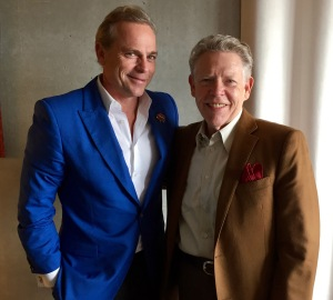 Jean Charles Boisset and Jim White