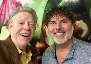 Jim White and Mark Garcia