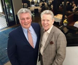 Al Biernat and Jim White
