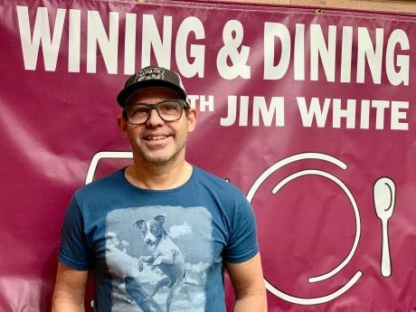 "John Tesar ""Wining and Dining with Jim White"" 01-24-19"